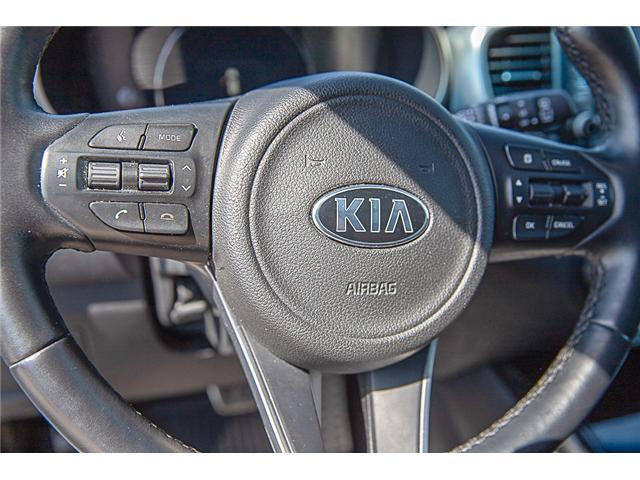 2017 Kia Sorento 3.3L SX+ (Stk: K570829A) in Surrey - Image 18 of 25
