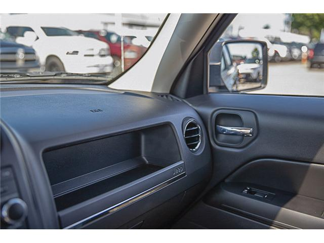 2017 Jeep Patriot 24G High Altitude Edition (Stk: K432995B) in Surrey - Image 21 of 22