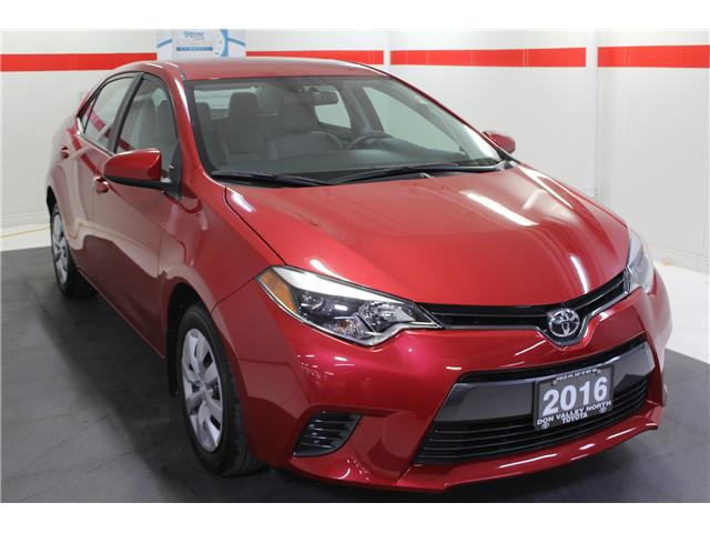2016 Toyota Corolla LE (Stk: 298163S) in Markham - Image 2 of 24