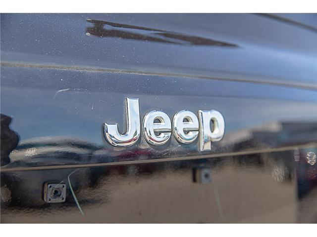 2017 Jeep Patriot Sport/North (Stk: K660388A) in Surrey - Image 6 of 23
