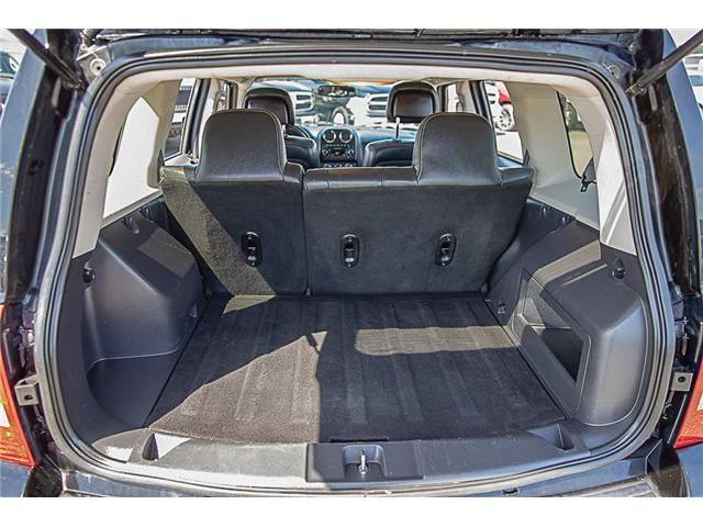2017 Jeep Patriot Sport/North (Stk: K660388A) in Surrey - Image 7 of 23