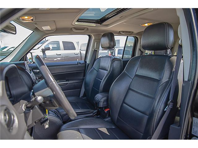 2017 Jeep Patriot Sport/North (Stk: K660388A) in Surrey - Image 9 of 23