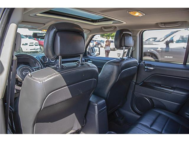2017 Jeep Patriot Sport/North (Stk: K660388A) in Surrey - Image 12 of 23