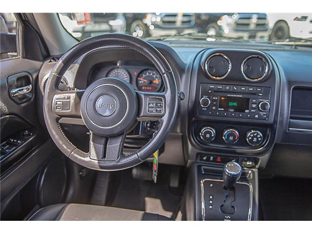 2017 Jeep Patriot Sport/North (Stk: K660388A) in Surrey - Image 14 of 23
