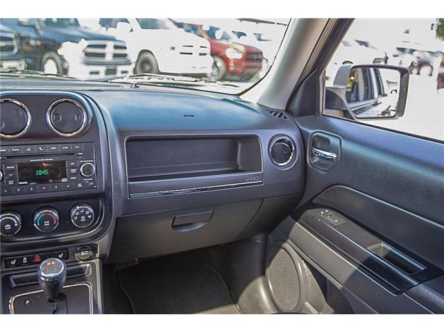 2017 Jeep Patriot Sport/North (Stk: K660388A) in Surrey - Image 15 of 23