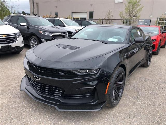 2019 Chevrolet Camaro 1SS (Stk: 147768) in Markham - Image 1 of 5