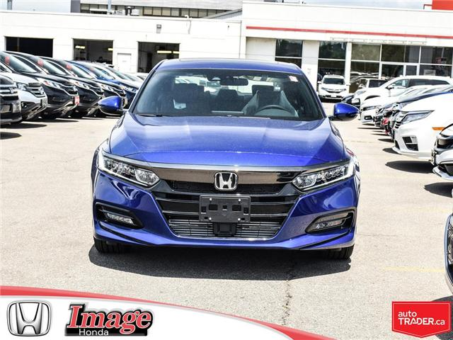 2019 Honda Accord Sport 1.5T (Stk: 9A165) in Hamilton - Image 2 of 21