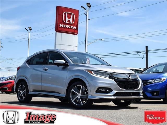 2019 Honda HR-V Touring (Stk: 9H24) in Hamilton - Image 1 of 22
