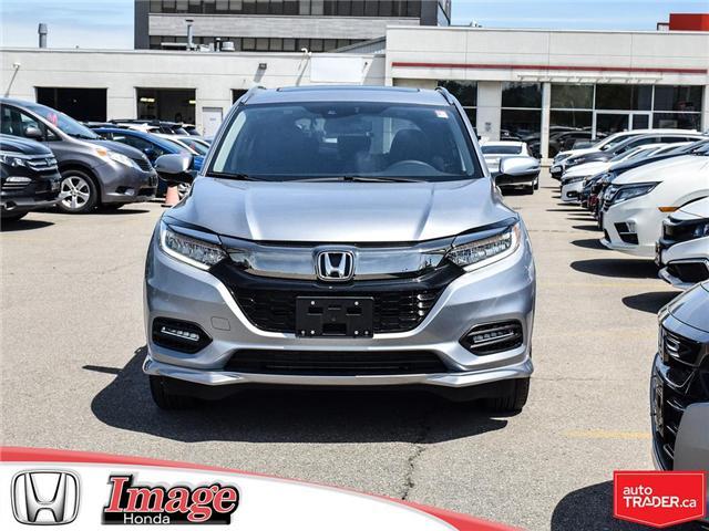 2019 Honda HR-V Touring (Stk: 9H24) in Hamilton - Image 2 of 22