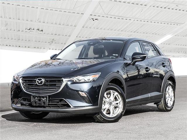 2019 Mazda CX-3 GS (Stk: 190087) in Burlington - Image 1 of 23
