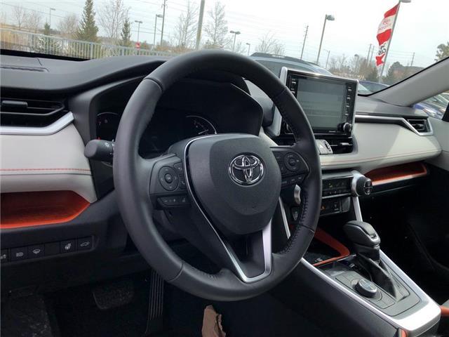 2019 Toyota RAV4 Trail (Stk: 30680) in Aurora - Image 7 of 15