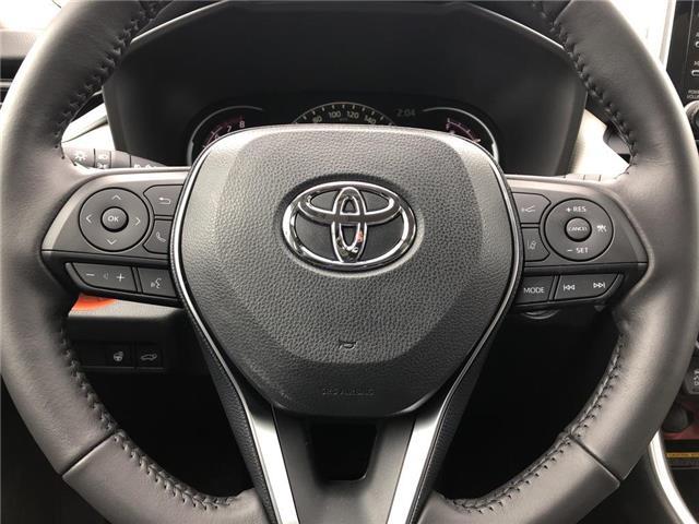 2019 Toyota RAV4 Trail (Stk: 30680) in Aurora - Image 9 of 15