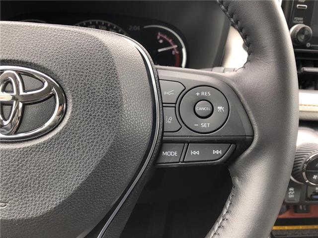 2019 Toyota RAV4 Trail (Stk: 30680) in Aurora - Image 11 of 15