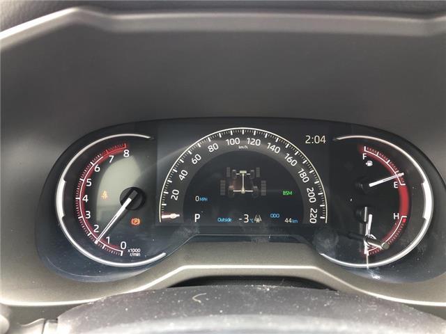2019 Toyota RAV4 Trail (Stk: 30680) in Aurora - Image 12 of 15