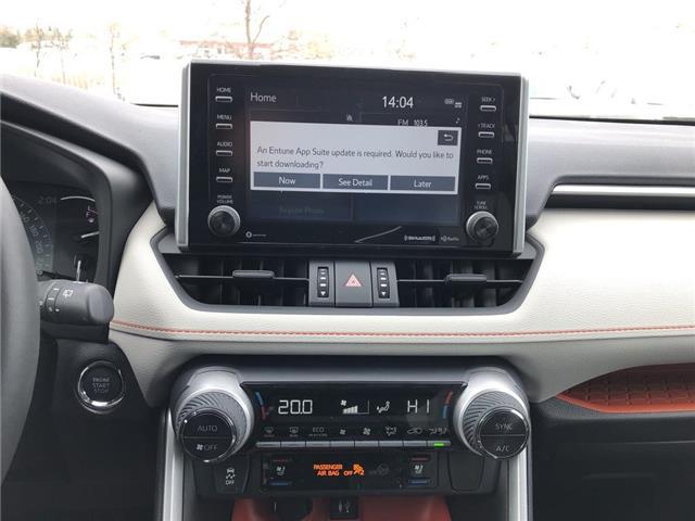 2019 Toyota RAV4 Trail (Stk: 30680) in Aurora - Image 13 of 15