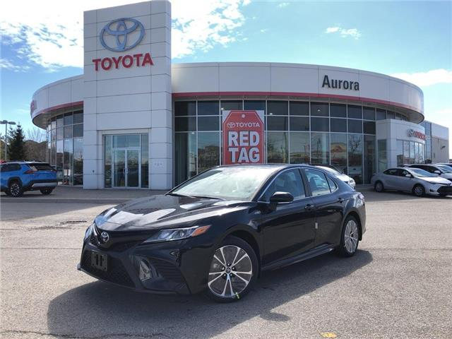 2019 Toyota Camry SE (Stk: 30817) in Aurora - Image 1 of 15