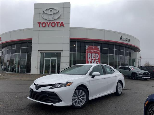 2019 Toyota Camry LE (Stk: 30872) in Aurora - Image 1 of 15