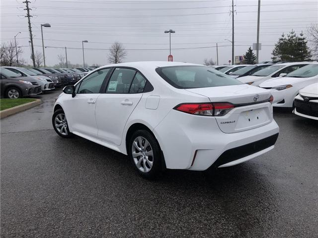 2020 Toyota Corolla LE (Stk: 30865) in Aurora - Image 2 of 15