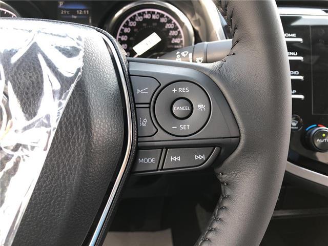 2019 Toyota Camry SE (Stk: 30920) in Aurora - Image 10 of 15