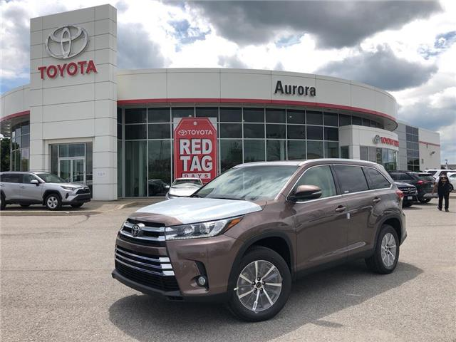 2019 Toyota Highlander XLE (Stk: 31010) in Aurora - Image 1 of 15