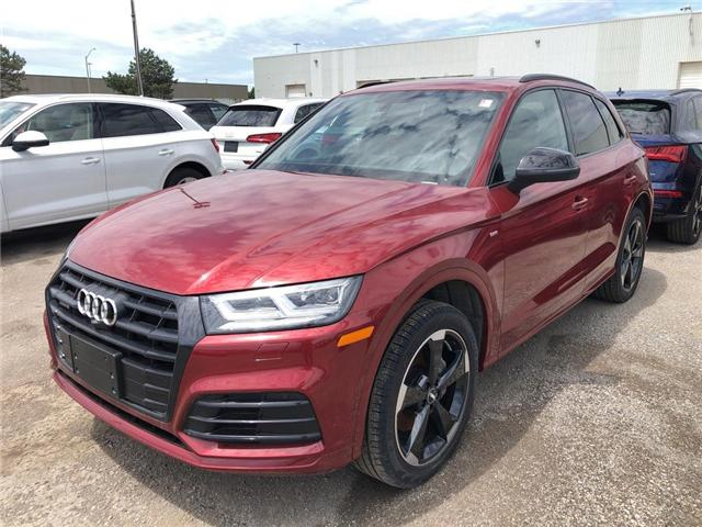 2019 Audi Q5 45 Progressiv (Stk: 50219) in Oakville - Image 1 of 5