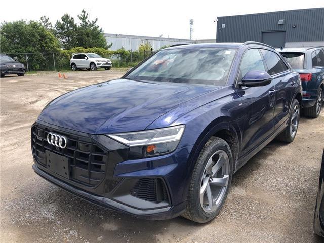 2019 Audi Q8 55 Progressiv (Stk: 50347) in Oakville - Image 1 of 5