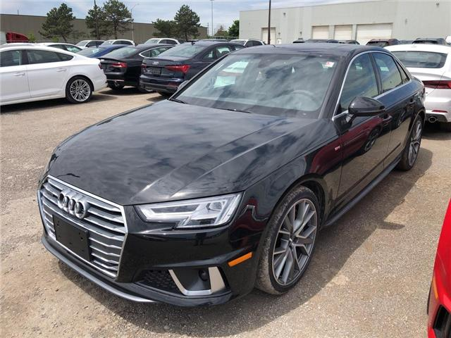 2019 Audi A4 45 Technik (Stk: 50369) in Oakville - Image 1 of 5