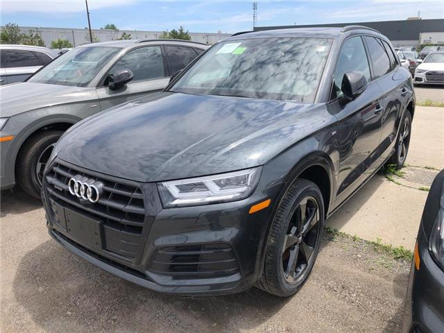 2019 Audi Q5 45 Progressiv (Stk: 50409) in Oakville - Image 1 of 5