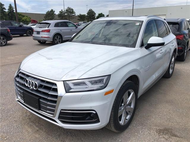 2019 Audi Q5 45 Technik (Stk: 50400) in Oakville - Image 1 of 5