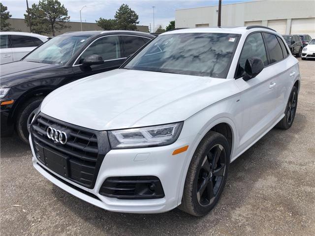 2019 Audi Q5 45 Technik (Stk: 50434) in Oakville - Image 1 of 5