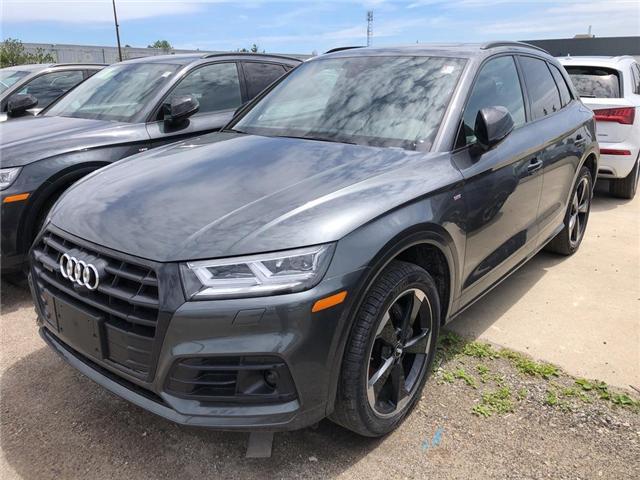 2019 Audi Q5 45 Technik (Stk: 50421) in Oakville - Image 1 of 5