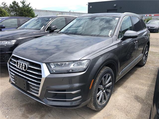 2019 Audi Q7 55 Technik (Stk: 50496) in Oakville - Image 1 of 5