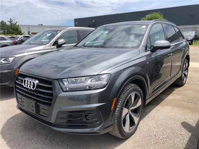2019 Audi Q7 55 Technik (Stk: 50505) in Oakville - Image 1 of 5