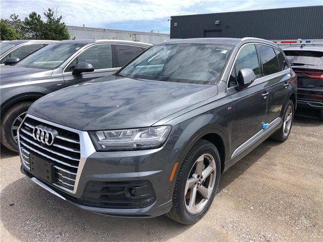 2019 Audi Q7 55 Technik (Stk: 50440) in Oakville - Image 1 of 5