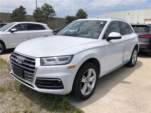2019 Audi Q5 45 Technik (Stk: 50550) in Oakville - Image 1 of 5