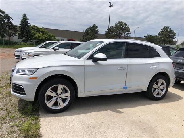 2019 Audi Q5 45 Technik (Stk: 50550) in Oakville - Image 2 of 5