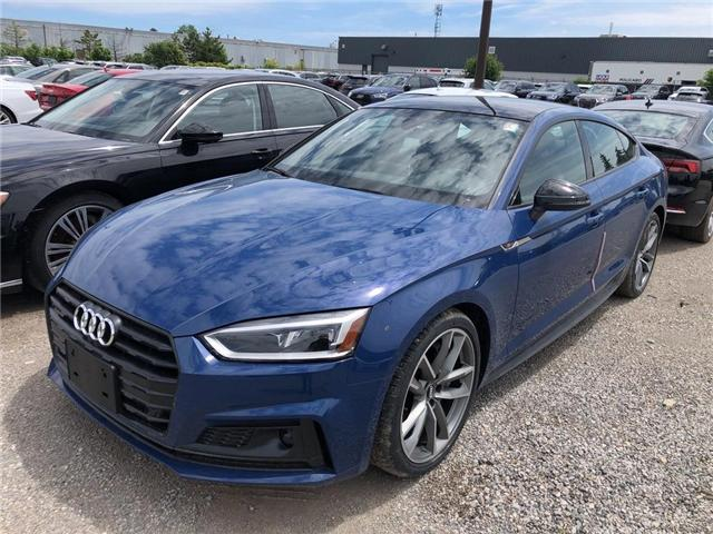 2019 Audi A5 45 Technik (Stk: 50608) in Oakville - Image 1 of 5