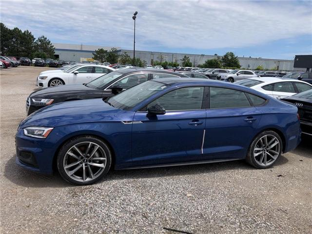 2019 Audi A5 45 Technik (Stk: 50608) in Oakville - Image 2 of 5