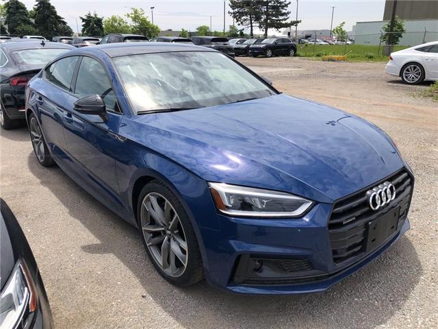 2019 Audi A5 45 Technik (Stk: 50608) in Oakville - Image 4 of 5