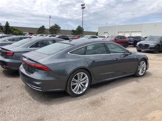 2019 Audi A7 55 Technik (Stk: 50642) in Oakville - Image 4 of 5