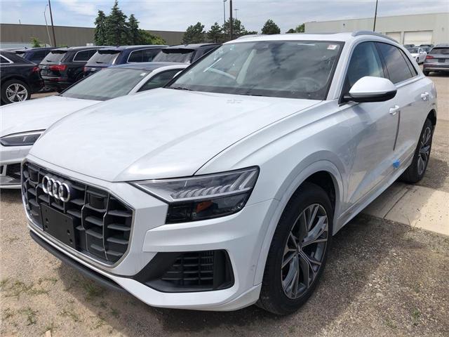 2019 Audi Q8 55 Technik (Stk: 50006) in Oakville - Image 1 of 5