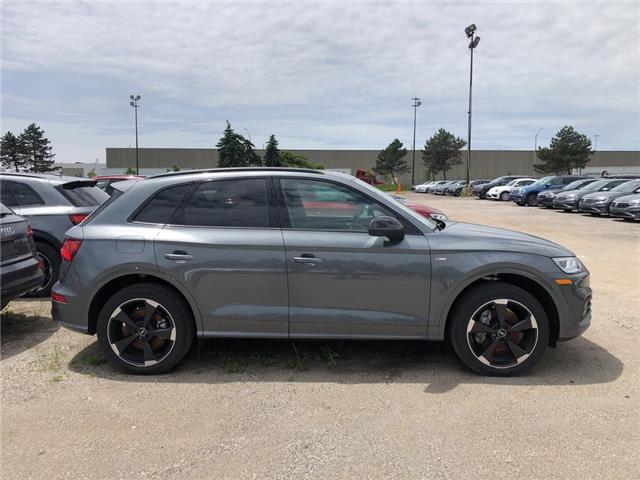 2019 Audi Q5 45 Progressiv (Stk: 50692) in Oakville - Image 4 of 5