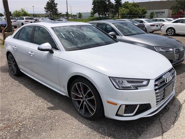 2019 Audi S4 3.0T Technik (Stk: 50759) in Oakville - Image 3 of 5
