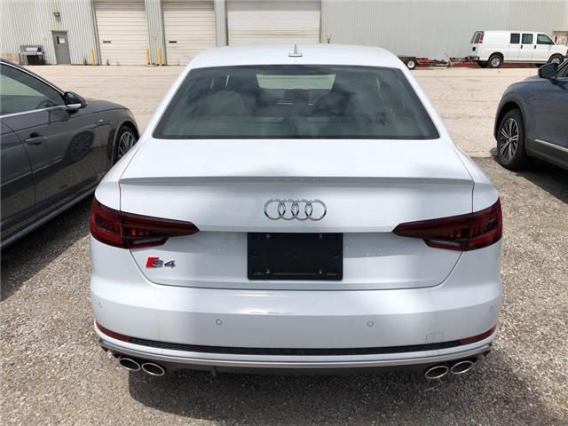 2019 Audi S4 3.0T Technik (Stk: 50759) in Oakville - Image 5 of 5
