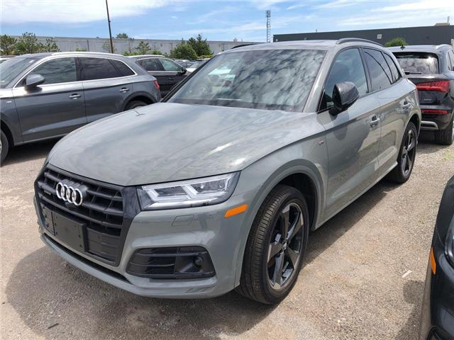2019 Audi Q5 45 Technik (Stk: 50573) in Oakville - Image 1 of 5