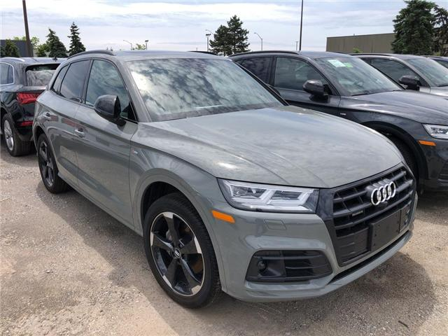 2019 Audi Q5 45 Technik (Stk: 50573) in Oakville - Image 3 of 5