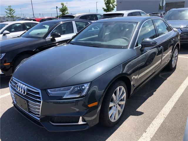 2019 Audi A4 45 Komfort (Stk: 50790) in Oakville - Image 1 of 5