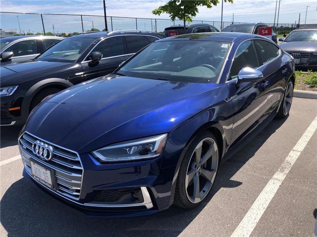 2019 Audi S5 3.0T Technik (Stk: 50622) in Oakville - Image 1 of 5