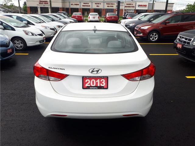 2013 Hyundai Elantra  (Stk: 179649) in Orleans - Image 3 of 25