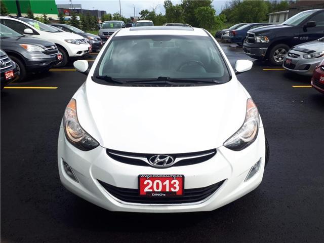 2013 Hyundai Elantra  (Stk: 179649) in Orleans - Image 6 of 25